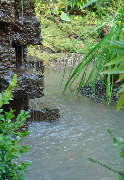 www.hamuko.hu csobogó, medence, kerti tó,
